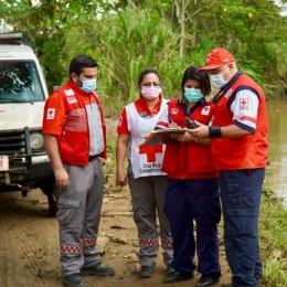 Cruz Roja Costarricense atendió 518.215 casos durante el año 2020