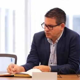 Fabricio Alvarado promete luchar por recuperar el País: Tras anunciar su interés por optar a la Presidencia en el 2022