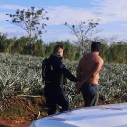 Los Chiles, frontera norte: Fuerza Pública captura a sospechoso de intentar agredir a machetazos a su pareja