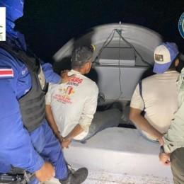 Cañas, Guanacaste: Guardacostas y guardaparques del SINAC detuvieron a dos cazadores que estaban destazando un venado en el Refugio Nacional de Vida Silvestre Cipancí