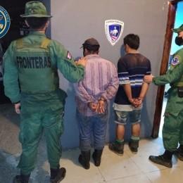 Tenían aserradero clandestino: Policía de Fronteras y SINAC frenan tala ilegal de árboles cerca de un área protegida en Talamanca y detienen a dos sospechosos