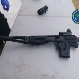 Fuerza Pública localiza arsenal que se mantenía en vivienda: Tras denuncia de personas armadas y disparos en la Gloria de Aguas Zarcas, San Carlos