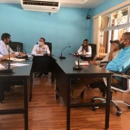Se coordina con el CONAVI: Concejo Municipal de Paquera trabaja en resolver los problemas de alcantarillado que provocan inundaciones en el centro de Paquera