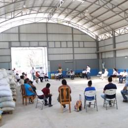 Familias arroceras de Nandayure, Hojancha y Nicoya expandirán su actividad con infraestructura y equipos entregados por el Inder