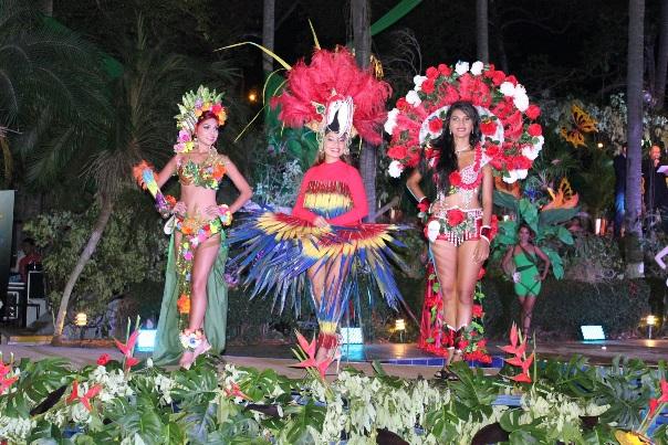 Reina Carnaval 3 Puntarenas 2014 Saul del Cid Mi Prensa