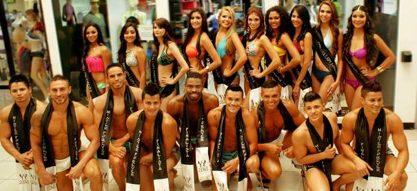 Clasificados a final nacional Mister & Lady Forever 2014